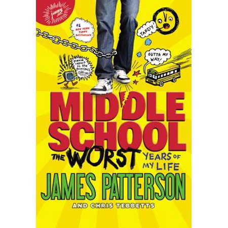 Middle School, The Worst Years of My Life - Funny Halloween Stories Middle School