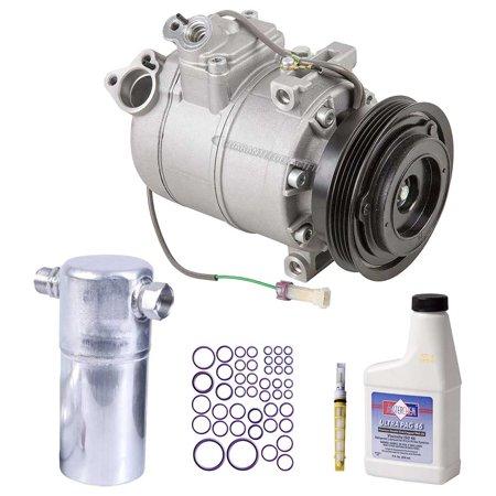 AC Compressor w/ A/C Repair Kit For Audi A4 Quattro & A4 Audi A4 Quattro Camshaft