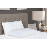 Signature Sleep 2in1 Memory Foam/Fiber Pillow, Multiple Sizes