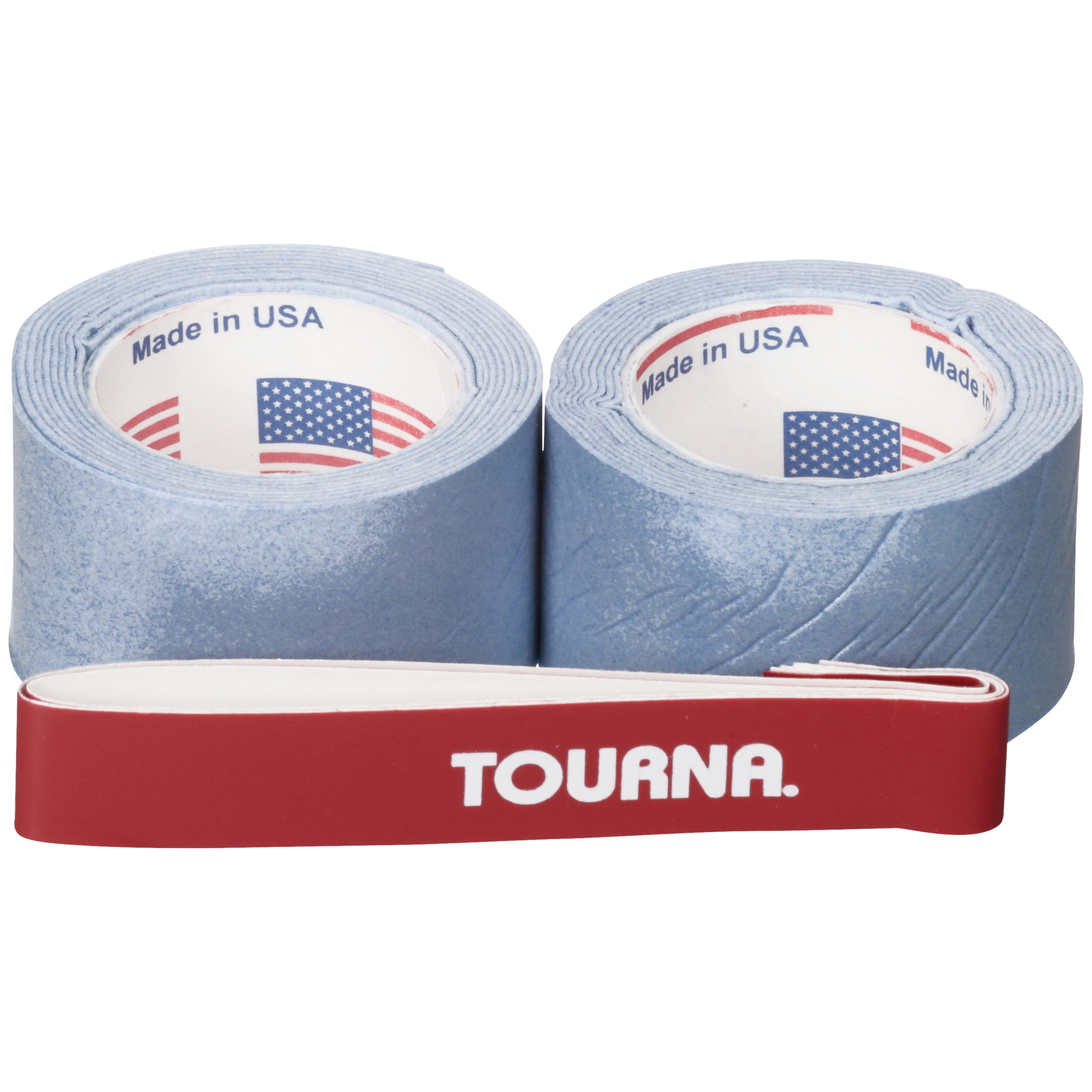Tourna® Mega Tac Blue Pickleball XL Grips 2 ct Carded Pack