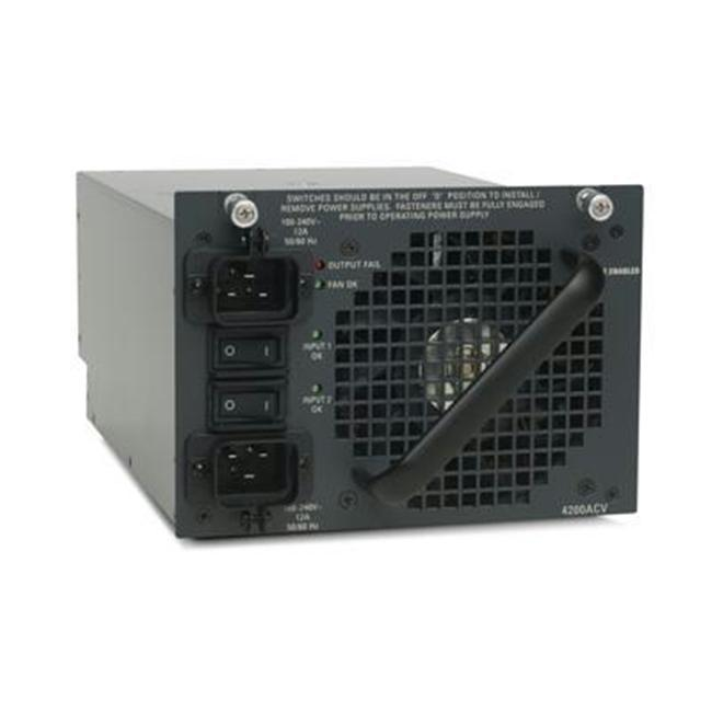 Cisco PWR-C45-4200ACV= Catalyst 4500 4200W Ac Ps