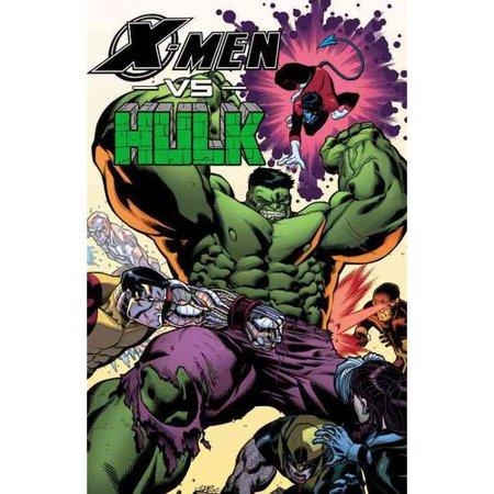 X-Men vs Hulk by