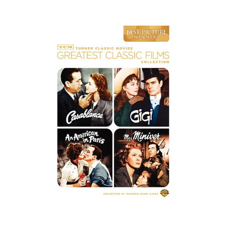 TCM Greatest Classic Films: Best Picture Winners