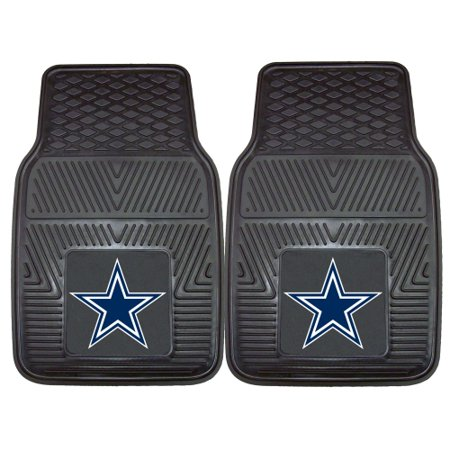 Dallas Cowboys 2-pc Vinyl Car Mats 17