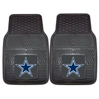 Product Image Dallas Cowboys 2 Pc Vinyl Car Mats