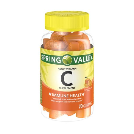 Spring Valley Vitamin C Adult Gummies, 70 Ct