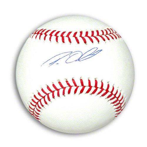 MLB - Roy Oswalt Autographed MLB Baseball