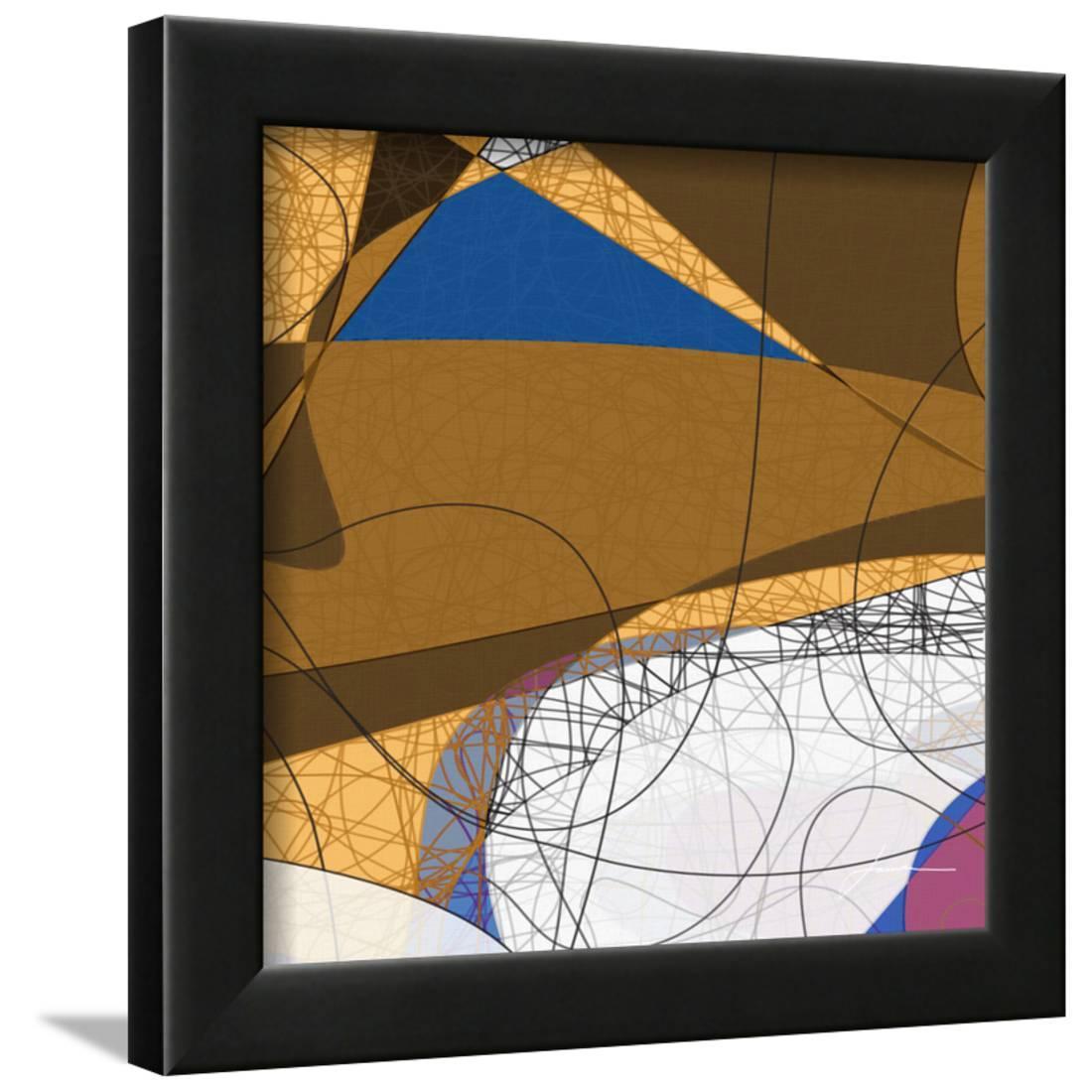 Tangled I Framed Print Wall Art By James Burghardt
