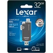Lexar M20c 32GB JumpDrive USB Type-C Flash Drive