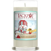 Jack Frost Candle with Ring Inside (Surprise Jewelry Valued at $15 to $5,000) Ring Size 7