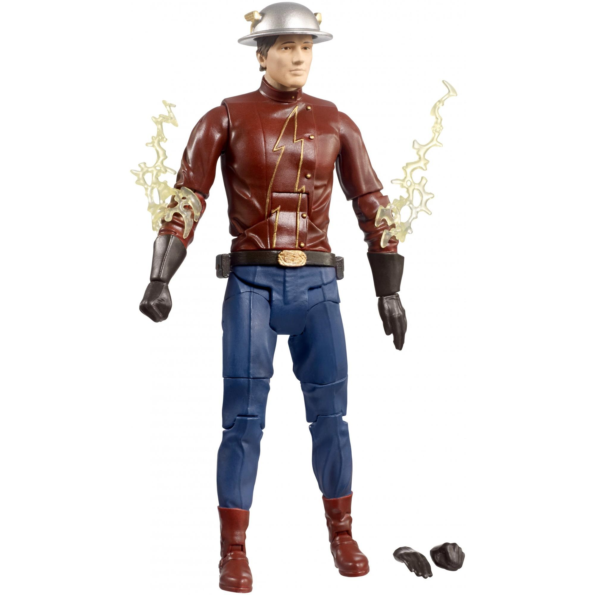 DC Comics Multiverse The Flash TV Series: Earth-2 The Flash Figure