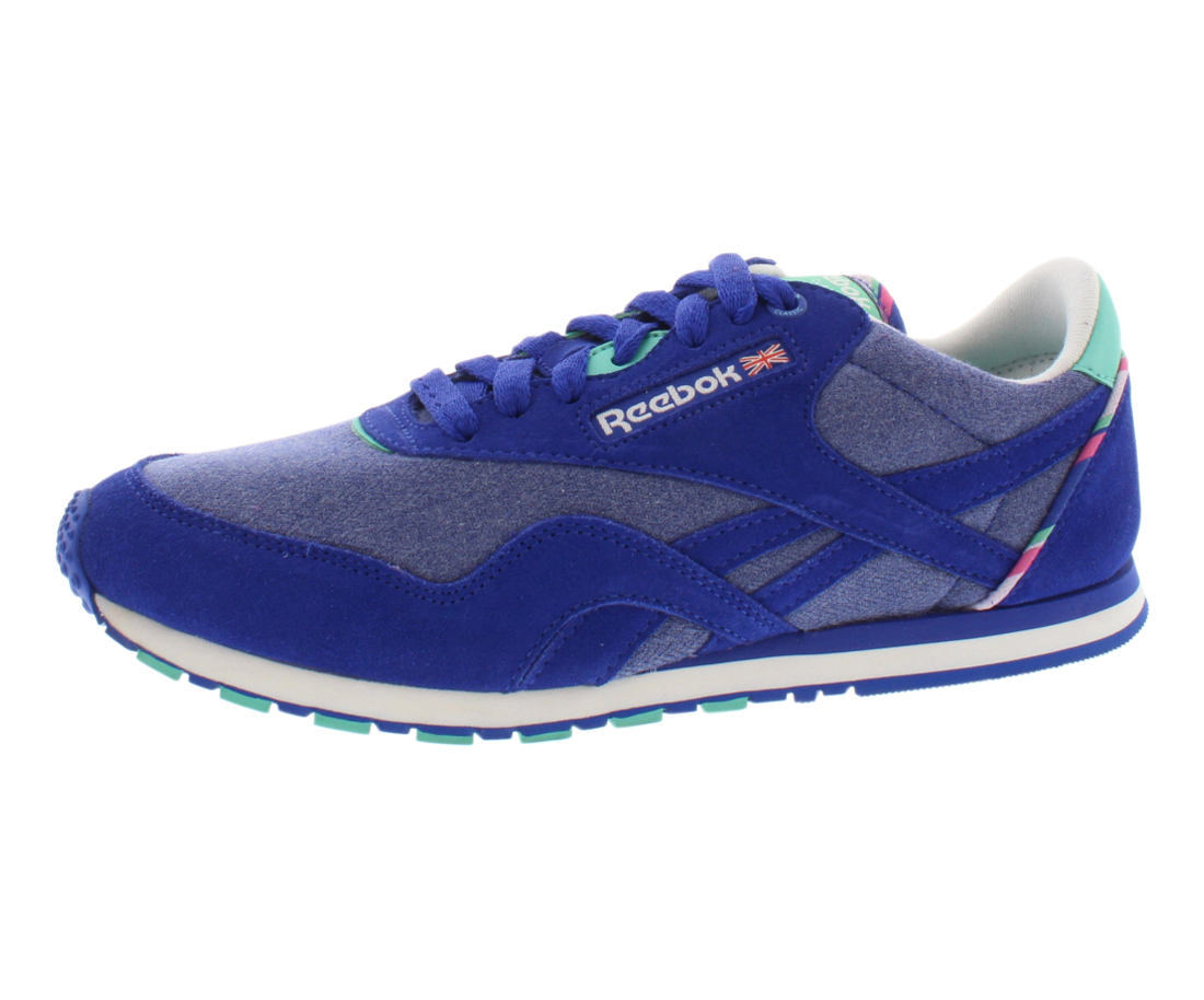 Reebok Classic Nylon Slim Women's Shoes Size by