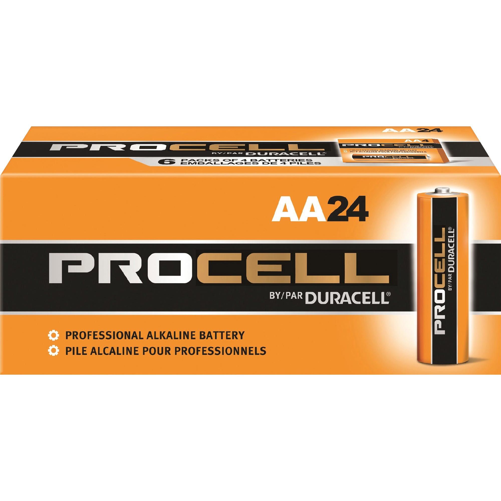 Duracell Procell Alkaline AA Battery - PC1500