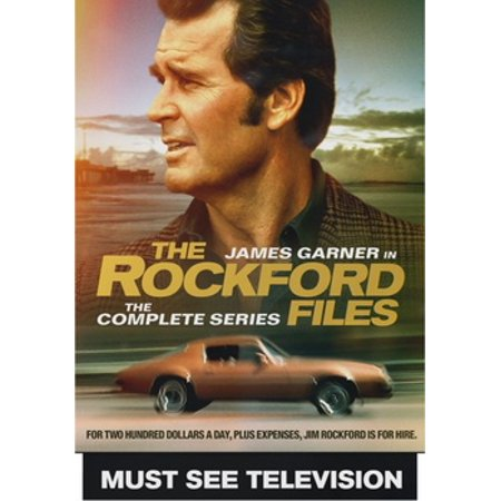 Rockford Files: The Complete Collection (DVD)