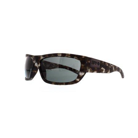 SPY Sunglasses DEGA Matte Smoke Tortoise 62MM