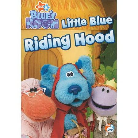 Blue's Clues: Blue's Room - Little Blue Riding Hood (Full Frame)