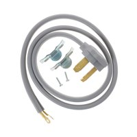WX09X10002 4FT DRYER CORD - GENUINE OEM REPLACEMENT - WX9X2