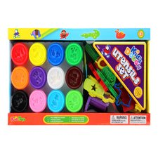 New 506202  Kids Dough Utensils Set In Printed Box W / Shrink Wrap (6-Pack) Pretend Play Cheap Wholesale Discount Bulk Toys Pretend Play Belly](Toys Wholesale)