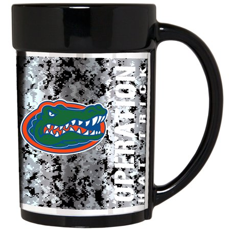 Florida Gators Operation Hat Trick 15oz. Ceramic Mug - Black - No Size