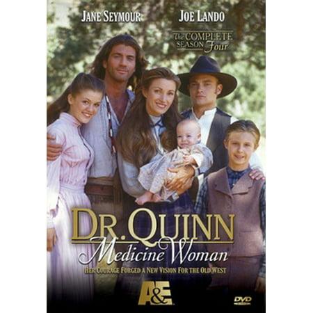 Dr. Quinn, Medicine Woman: The Complete Season Four (Medline Four Point)