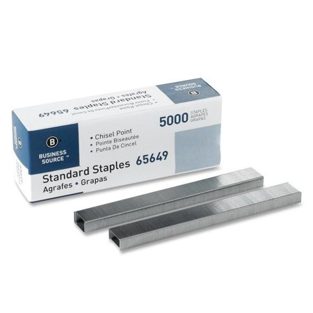 Business Source Standard Staple (Set of 5000)