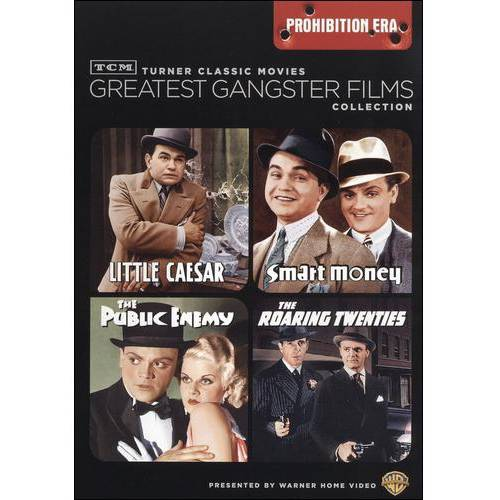 TCM Greatest Classic Films Collection: Gangsters - Prohibition Era