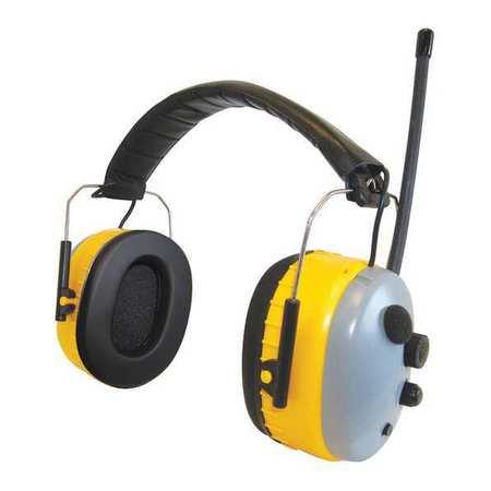 Corp 6108-RC Rich Christensen Digital Am/fm Radio Earmuffs