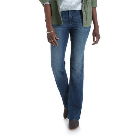 Low Rise Bootcut Womens Jeans - Women's Midrise Bootcut Jean