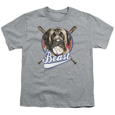 Sandlot The Beast Big Boys Shirt (Beast Boy Birthday)