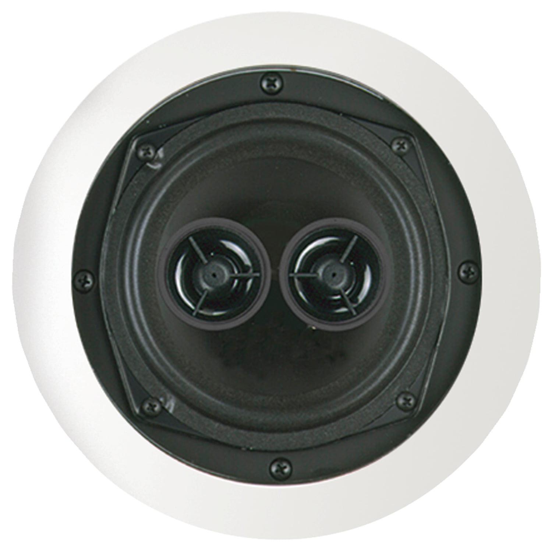 BIC America 2-way 75 W Speaker Pack of 1 M-SR5D