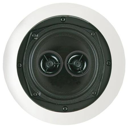 Bic America Msr5d 5 25   Muro Dual Voice Coil Stereo Ceiling Speaker