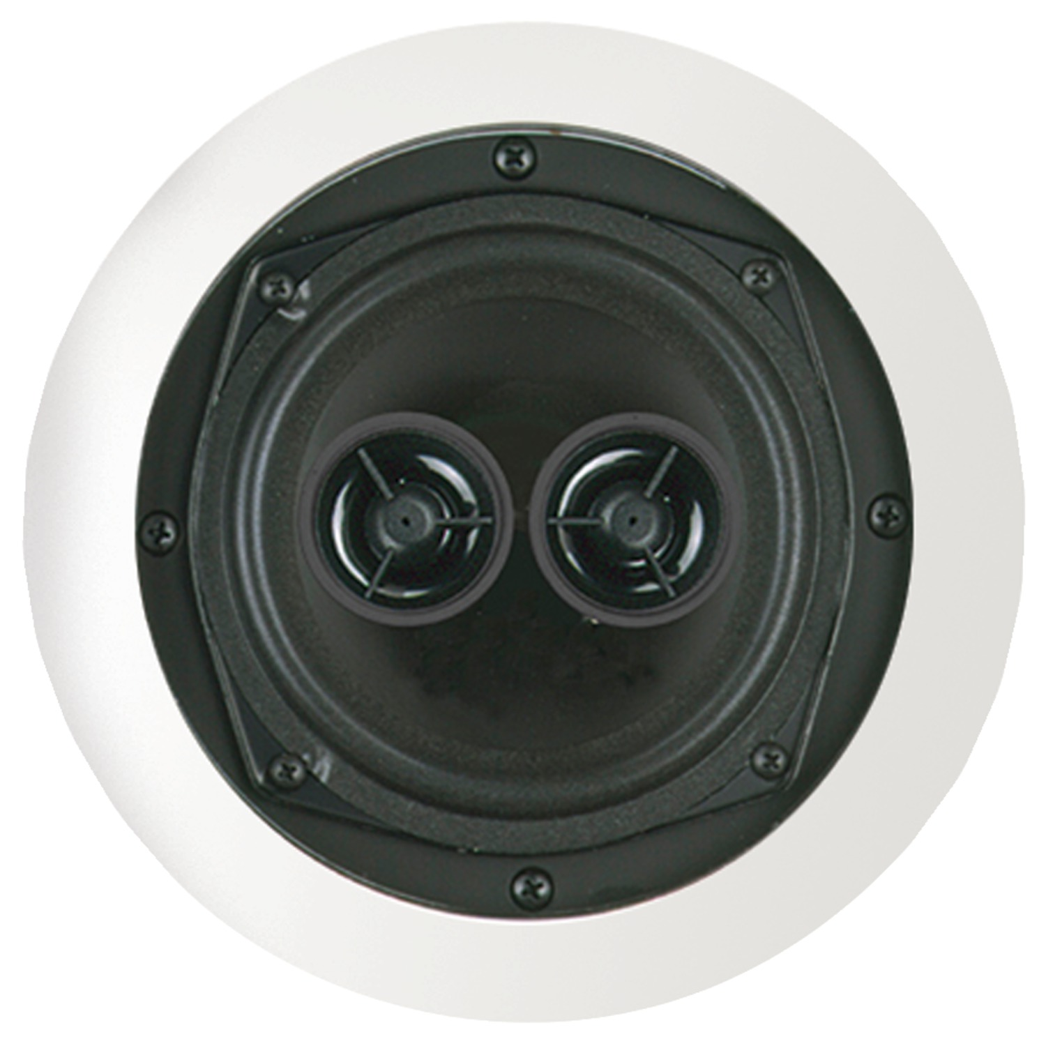 "Bic America Msr5d 5.25"" Muro Dual Voice-coil Stereo Ceiling Speaker"