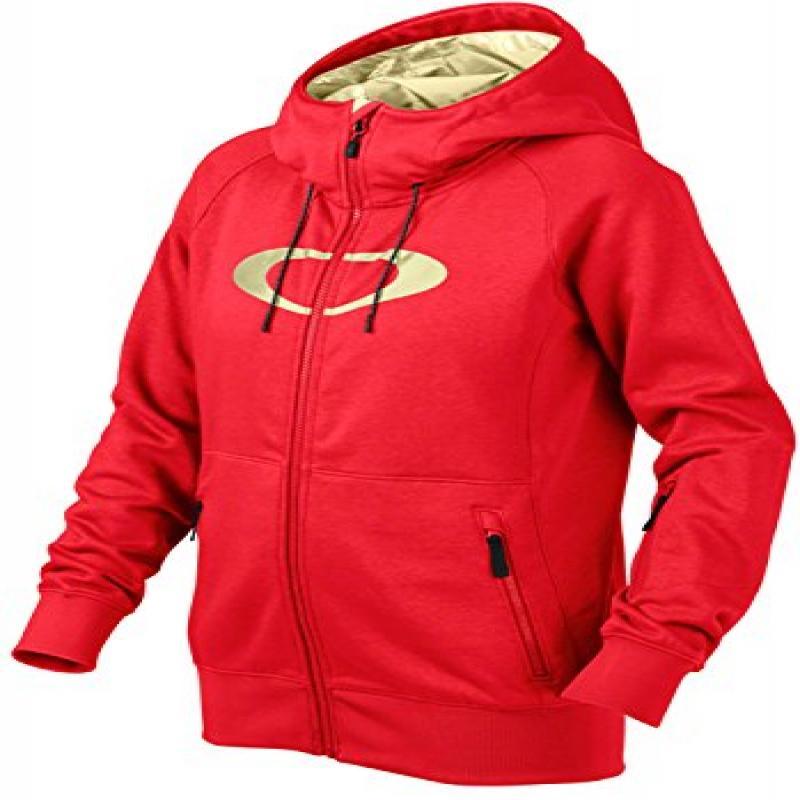 Oakley Hotel Ellipse Hoody Jacket Womens Sz L