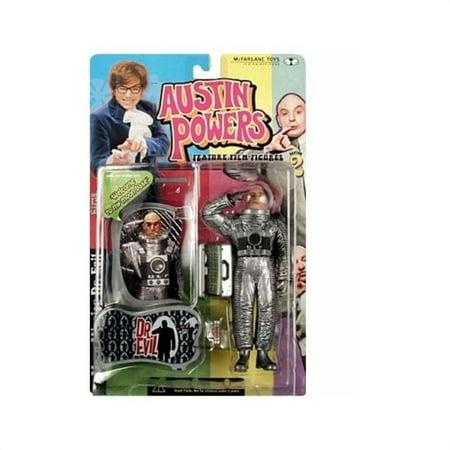 Austin Powers Outfit (Austin Powers Moon Mission Dr. Evil Action)