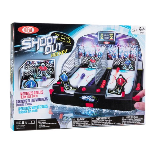 Ideal Motorized Shoot-Out Hockey Game