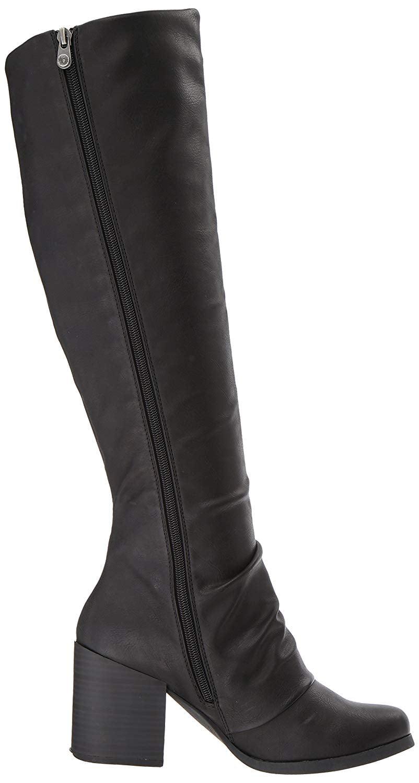 Blowfish Womens High Dundee Closed Toe Knee High Womens Fashion Boots 29de1d