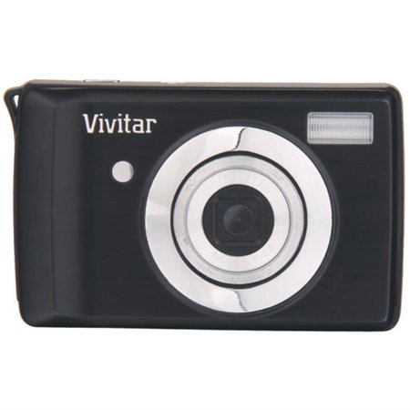 Vivitar VT125-LIC-BOX 12.1 MP Digital Still Camera - (12.1 Mp Digital Camera)