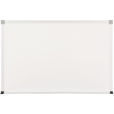 Best Rite Magnetic Whiteboard - Best-Rite ABC Trim Magnetic Wall Mounted Whiteboard, 3' H x 4' W