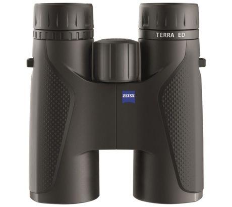Open Box, Dealer Demo, Zeiss Terra ED 10 x 42 Binocular, Black, 524204-9901-000