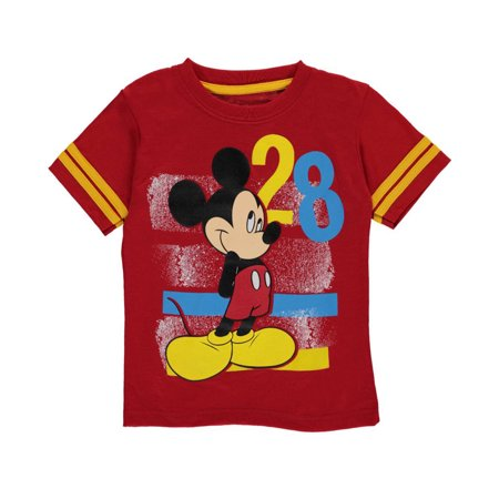 Mickey Mouse Little Boys 39 Toddler Big Mickey T Shirt