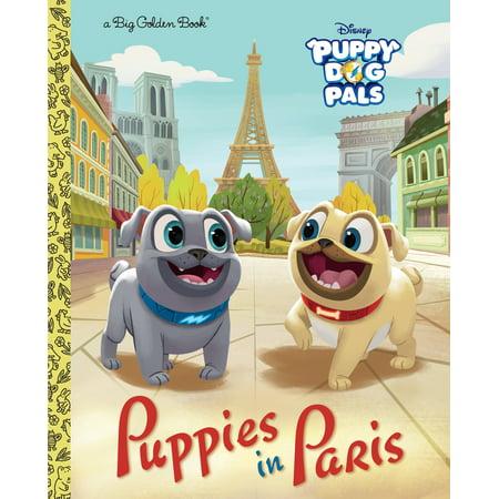 Puppies In Paris  Disney Junior  Puppy Dog Pals