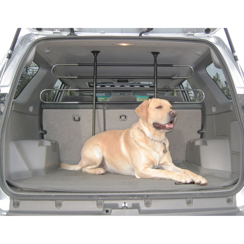 PortablePET Pet Partition Vehicle Barrier