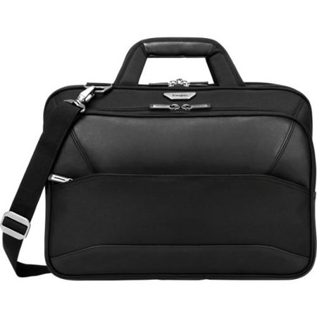 """Targus Mobile ViP PBT264 Carrying Case for 15.6"""" Notebook Black Checkpoint Friendly by"""