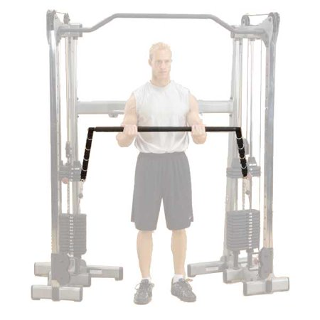 Body Solid Functional Trainer Press Bar Attachment for GDCC