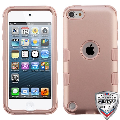 For iPod Touch 5th / 6th Gen TUFF Hybrid Shockproof Armor Protector Cover Case
