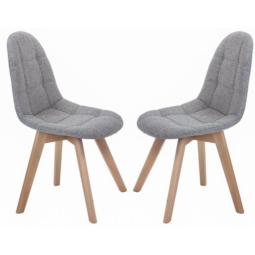 Merax Parsons Chair (Set of 2)