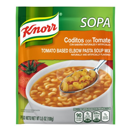 Knorr Creamy - (3 Pack) Knorr Pasta Soup Mix Tomato Based Elbow Pasta 3.5 oz