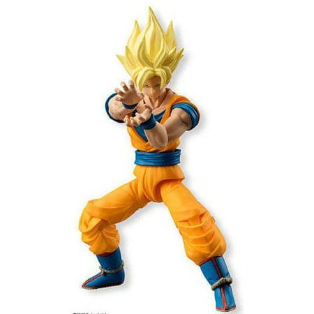 Dragon Ball Z Neo Shodo Super Saiyan Goku PVC Figure - Dragon Ball Z Goku
