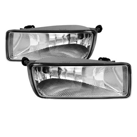 Spyder Ford Explorer 06-10 / Explorer Sport Trac 07-10 (Not Fit Ironman Sport pkg) OEM Fog Lights - Clear Sport Trac Fog Driving Light