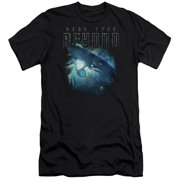 Star Trek Beyond Voyage Mens Slim Fit Shirt